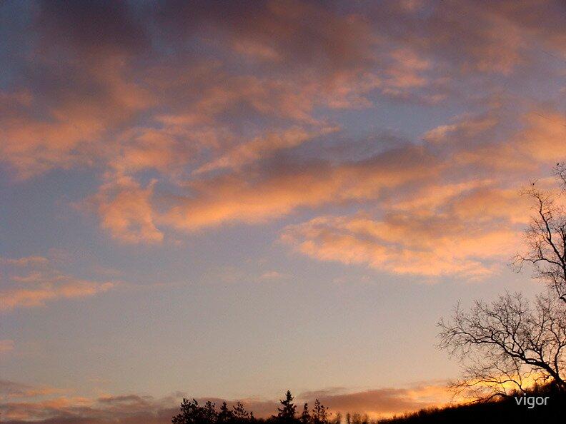 December Sunrise by vigor