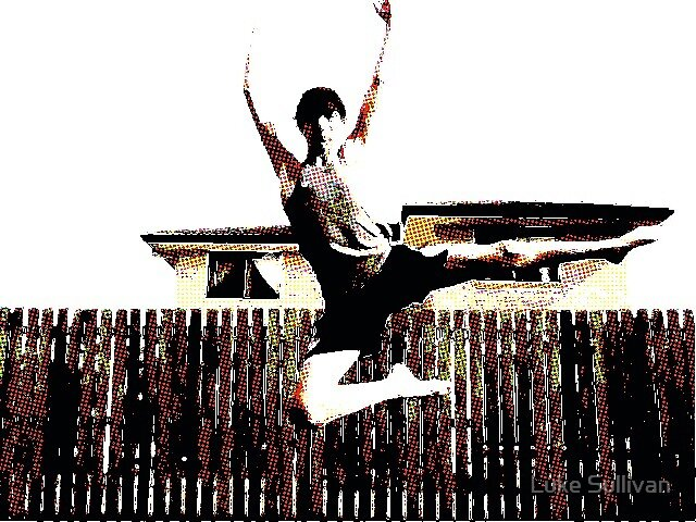 Dance #2  by Luke Sullivan