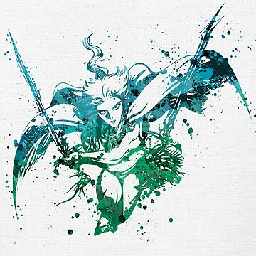 Final Fantasy III Splatter (Lite)  by jsumm52