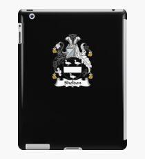 Sheldon Coat of Arms - Family Crest Shirt iPad Case/Skin