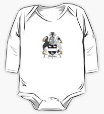 Sheldon Coat of Arms - Family Crest Shirt One Piece - Long Sleeve