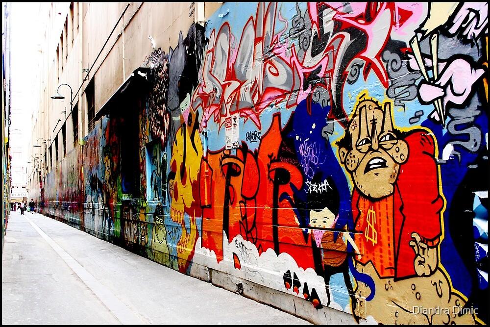 Street Art by Diandra Dimic
