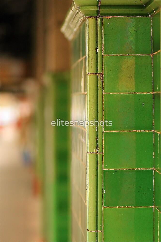Green Pillars by elitesnapshots