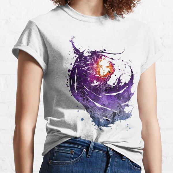 Final Fantasy IV Splatter (Lite) Classic T-Shirt