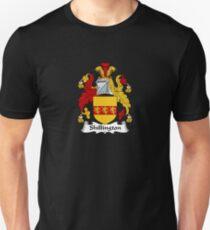 Shillington Coat of Arms - Family Crest Shirt Unisex T-Shirt
