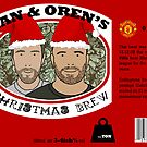 Christmas Brew by Ian  James