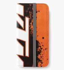 !KTM Racing iPhone Wallet/Case/Skin