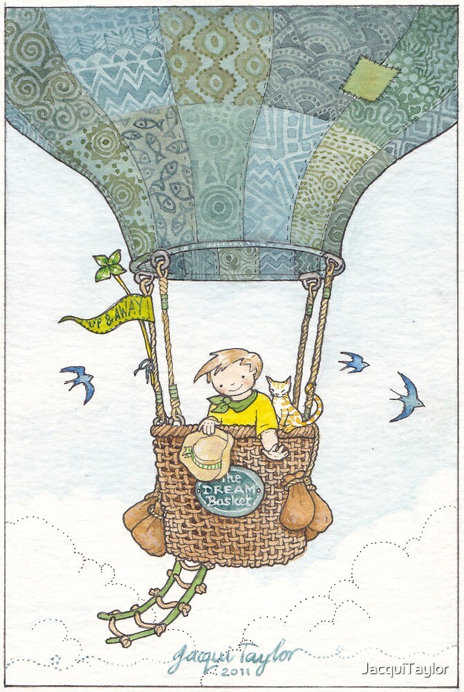 The Dream Basket by JacquiTaylor