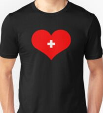 Nurse Love Unisex T-Shirt