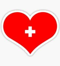 Nurse Love Sticker