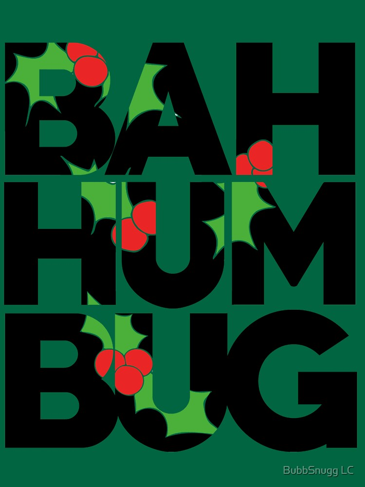 BAH HUMBUG by Boogiemonst