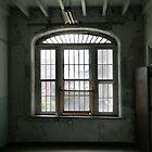 asylum window #3 by jbiller