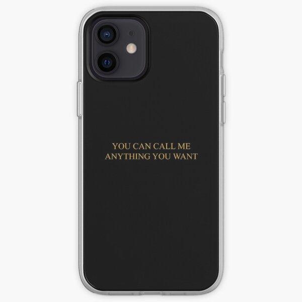Arctic Monkeys Cornerstone - Puedes llamarme cualquier cosa que quieras Funda blanda para iPhone