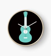 Best Guitar Cool Minimal Design Clock