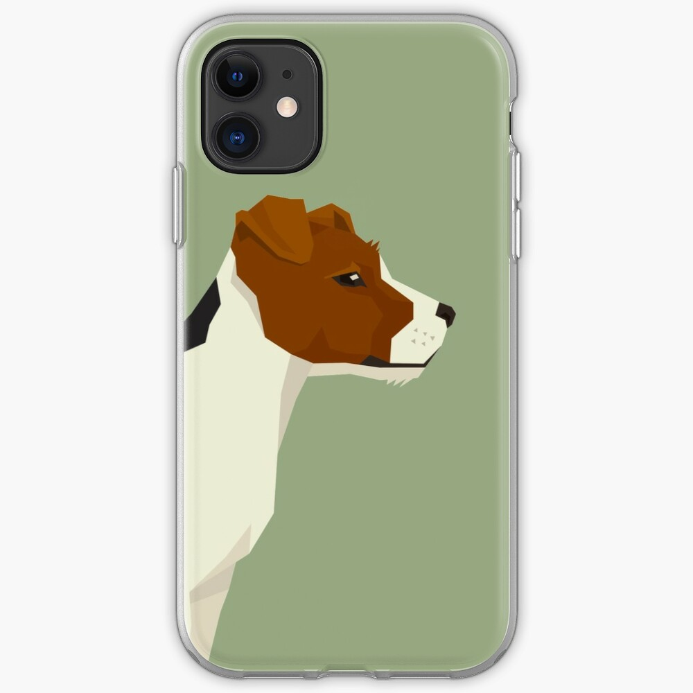 Jack Russel Terrier iPhone Case & Cover