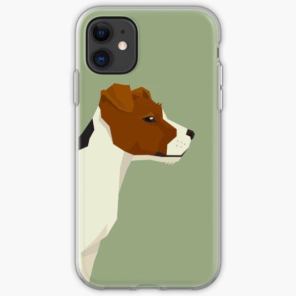 Jack Russel Terrier iPhone Soft Case