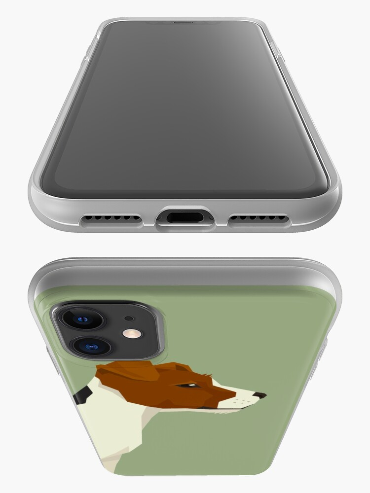 Alternate view of Jack Russel Terrier iPhone Case & Cover