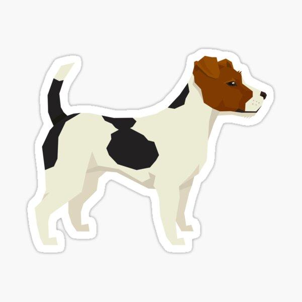 Jack Russel Terrier Sticker