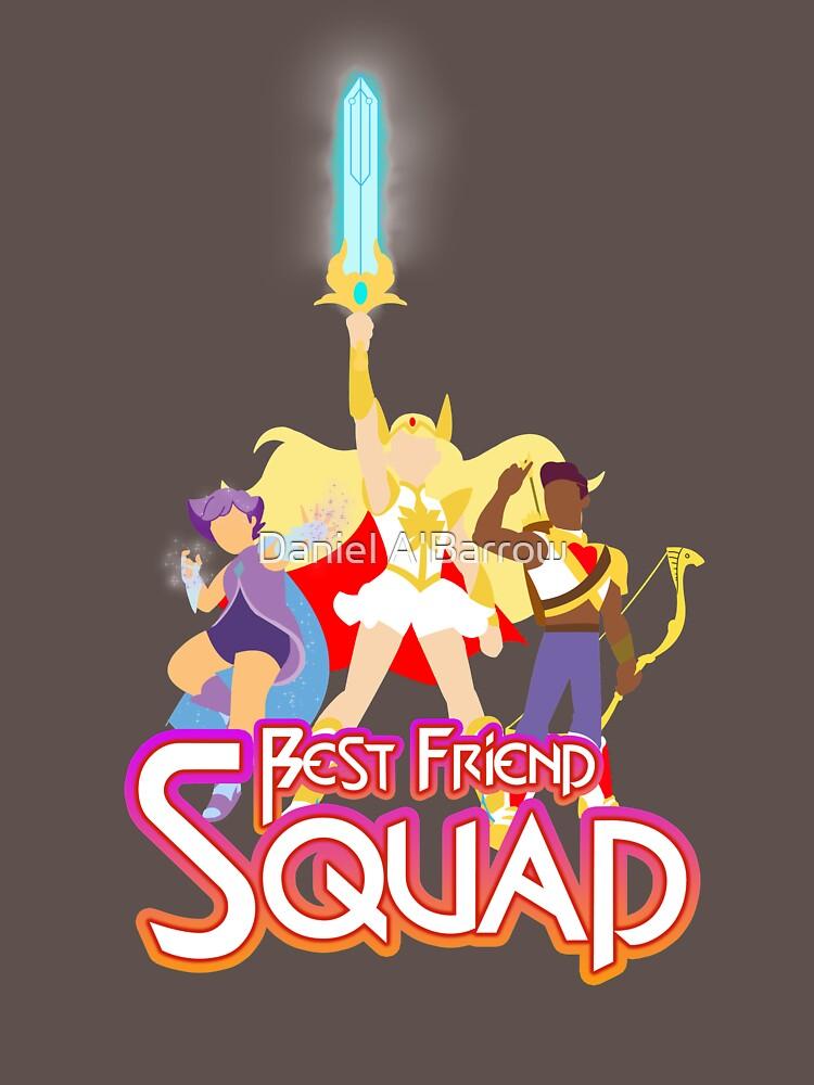 Best Friend Squad by DannyPancakes