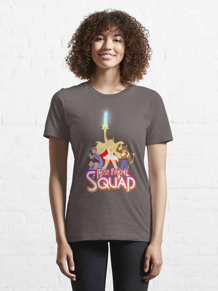 Alternate view of Best Friend Squad Essential T-Shirt