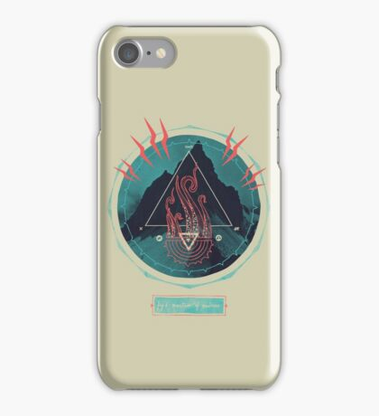Mountain of Madness iPhone Case/Skin