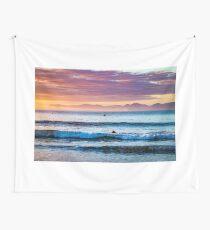Dreamy Sunrise Wall Tapestry