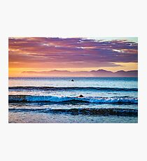 Dreamy Sunrise Photographic Print