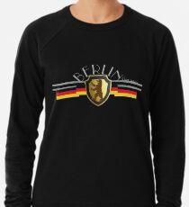 Berlin Bear and German Flag Lightweight Sweatshirt