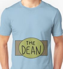 The Dean Championship Belt Unisex T-Shirt