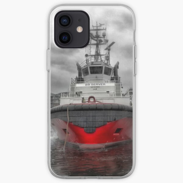 For Captain Roy iPhone Soft Case