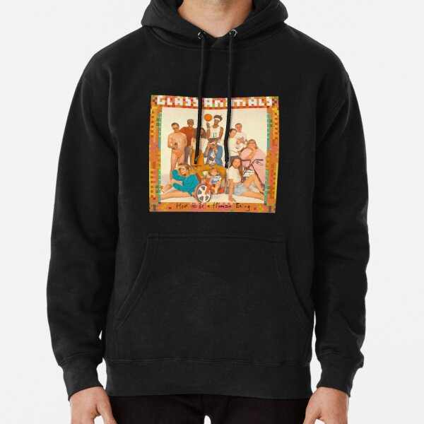 htbahb - glass animals Pullover Hoodie