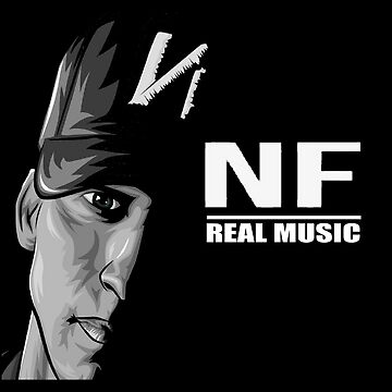 rapper man NF by brandyhoocker