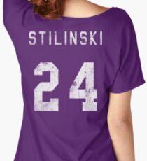 Stilinski Jersey Women's Relaxed Fit T-Shirt