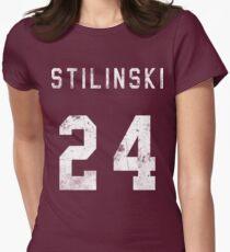 Stilinski Jersey Women's Fitted T-Shirt