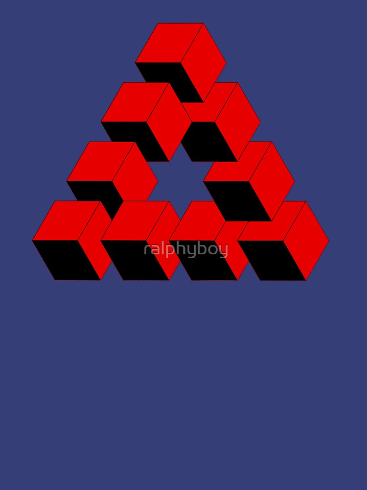 red triangle by ralphyboy