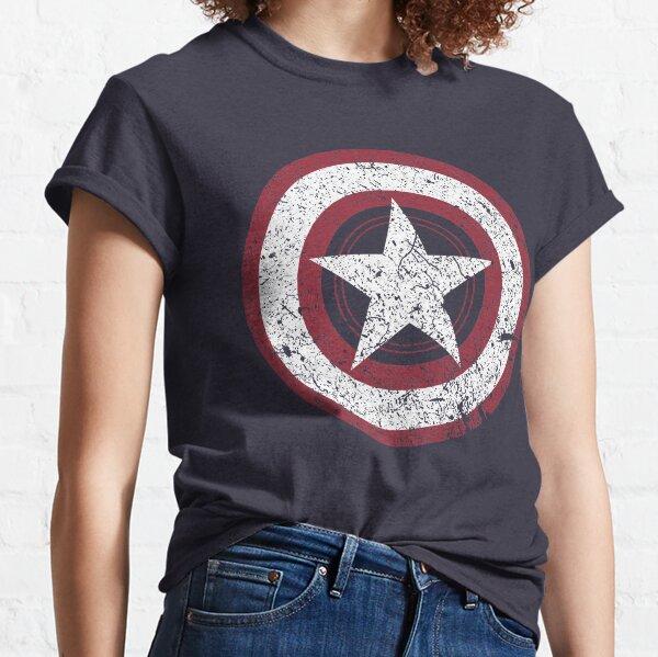 America Hero No Background Classic T-Shirt