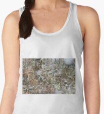 #plant #grassfamily #flower #nature #outdoors #grass #environment #winter #leaf #wood #season #horizontal #colorimage #nopeople #nonurbanscene #singleflower #day Women's Tank Top