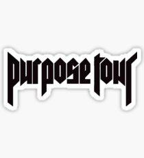 JB PURPOSE Sticker