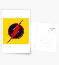 The Reverse Postcards