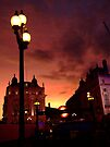 October evening in Piccadilly Circus (2) by Themis