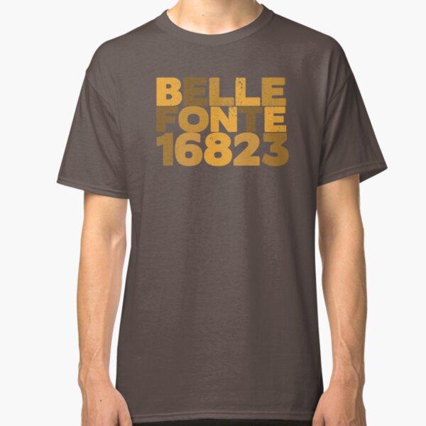 16823 - Yellow Classic T-Shirt