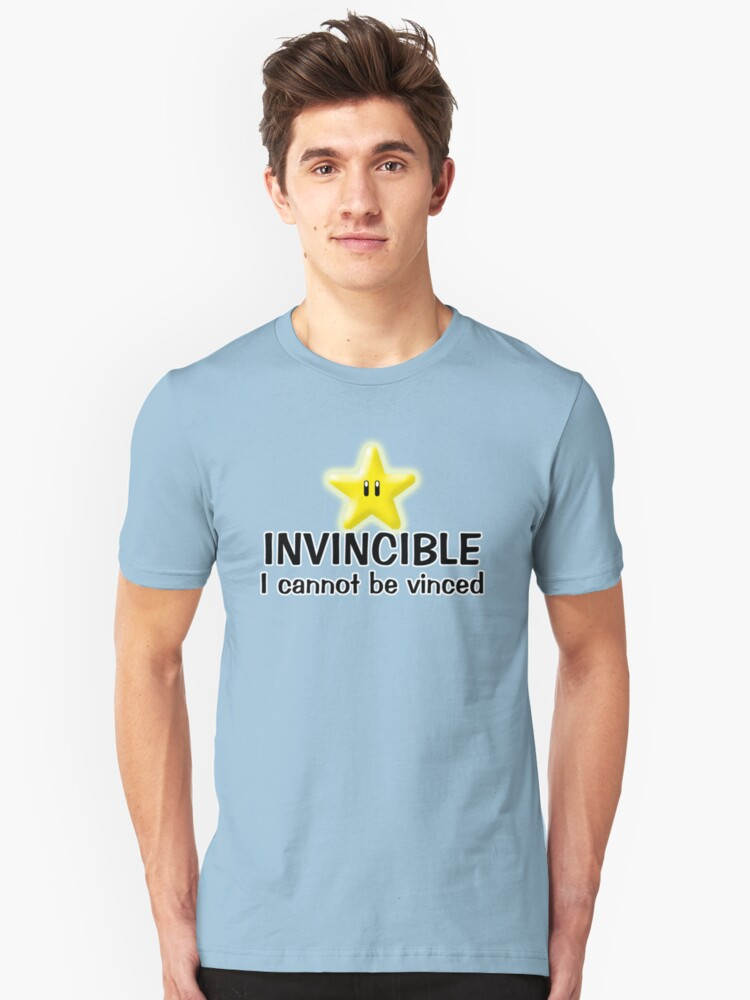 INVINCIBLE I cannot be vinced by digerati