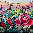 Roses in Bloom by Alison Newth