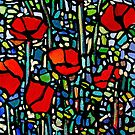 Poppies II by Alison Newth