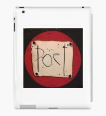 Poet iPad Case/Skin