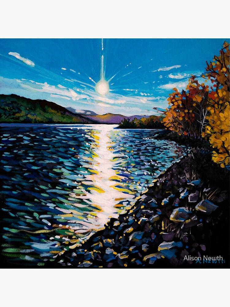 Moberly Lake by ArtByAlisonNewt