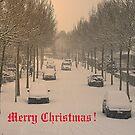 Merry Christmas by Gilberte