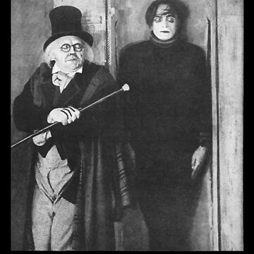The Cabinet of Dr. Caligari by monsterplanet