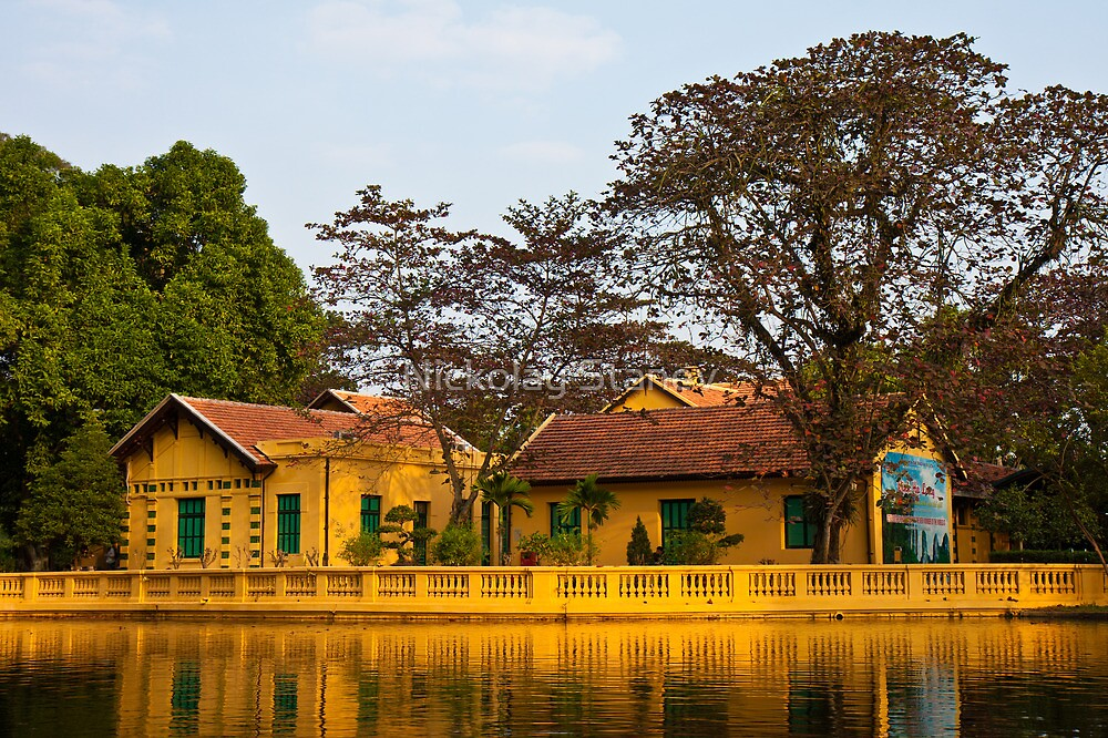 Ho Chi Minh's Residence by Nickolay Stanev