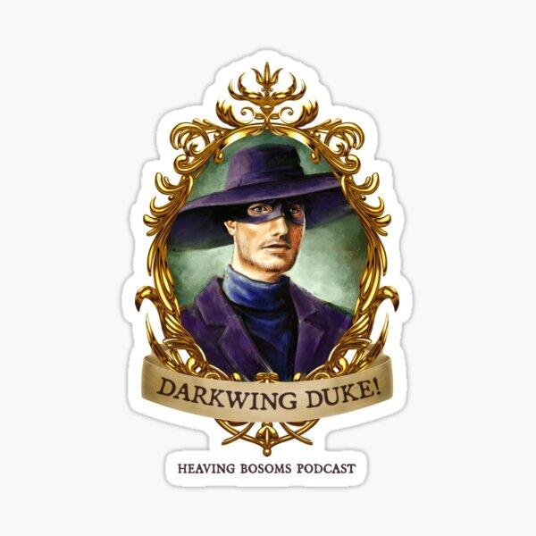 Darkwing Duke!  Sticker